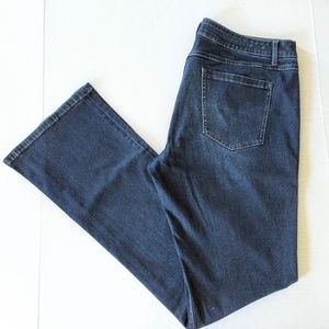 CAbi 515L Baby Boot Cut Jeans 14 Long